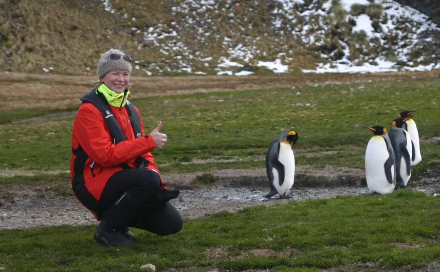 Tuija ja pingviinit